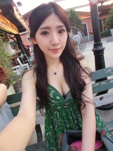 台湾美女玩家晒私照 一股青春风拂面而来
