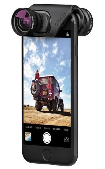 强上加强!为 iPhone 7 系列准备个 Olloclip 镜头