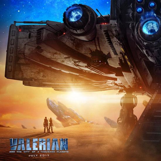 《星际特工:千星之城》同名手游明年上架 带你深入穿越时间与星际