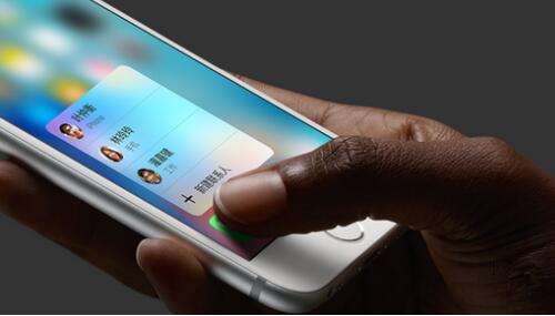 超详细的3D Touch完全讲解视频 快快收起!