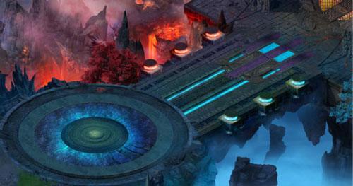 《沙巴克传奇》将更新 全新跨服玩法实现万人沙城血战