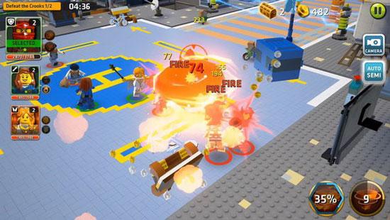 G-Star 2016:《乐高:任务与收集》正式公布 采用虚幻4引擎打造