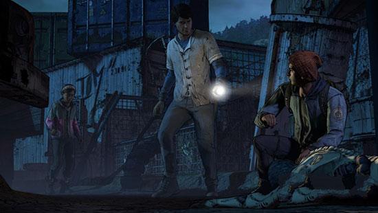 《行尸走肉:新天地》公布上线日期 延续前作展开全新冒险