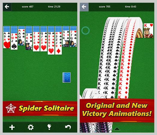 回忆杀!微软《纸牌》登陆iOS 庆祝诞生25周年