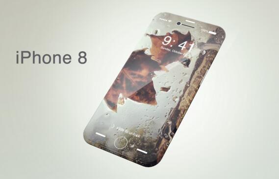 你认为苹果应该如何实现无边框 iPhone 8?