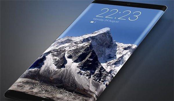 明年新iPhone将用上曲面屏,OLED iPhone要大卖