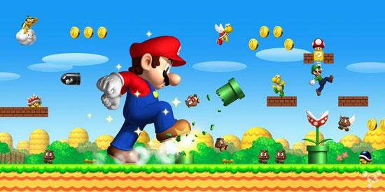 谷歌再现《超级马里奥跑酷》山寨游戏 多数玩家给予好评