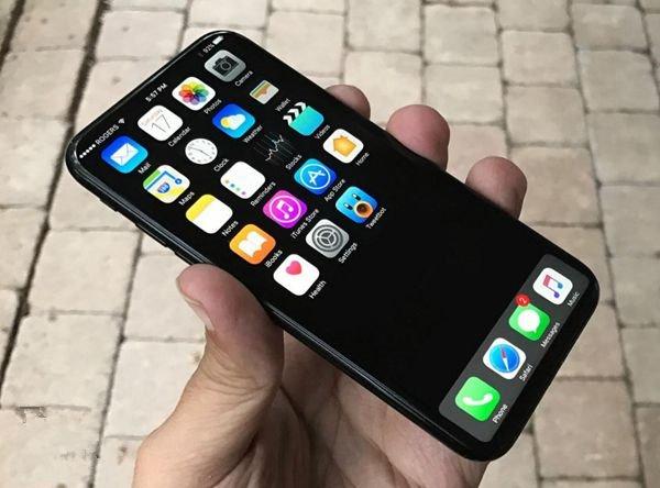苹果iPhone8曲面OLED、全面屏设计没跑了