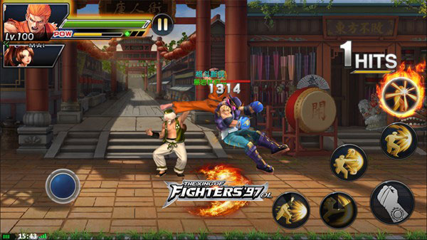 《拳皇97OL》新角色坂崎良曝光 无花哨的暴力打击