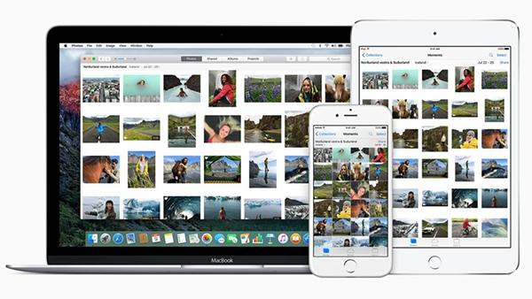iCloud 照片图库支持多个Apple ID是种什么样的体验?