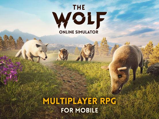 《模拟狼生》正式上架 化身凶狼闯荡野生世界