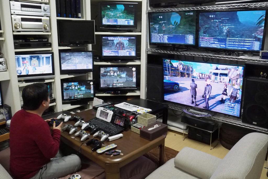 岛国最强宅男:为收藏游戏建房子