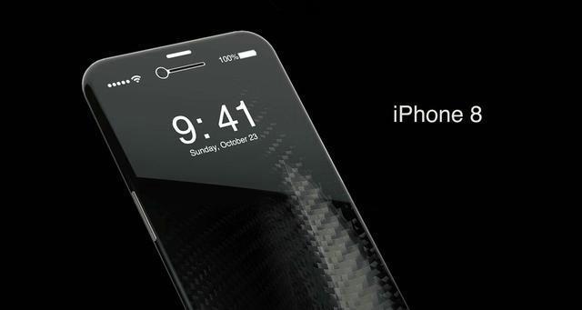 苹果iPhone8将采用光学指纹识别技术 全面屏有望