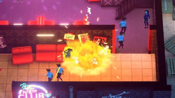 扰民者不得好死 动作游戏《疯狂派对2》曝光
