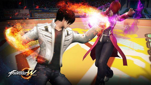 《拳皇世界》公开首支游戏实录 KOF系列经典角色登场