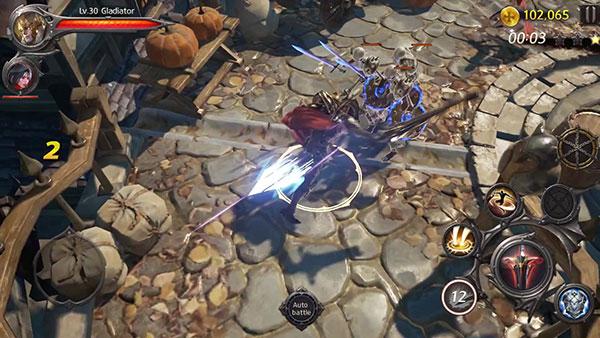 GDC 2017:《刀锋战记2》实机试玩 画质欲挑战手机极限
