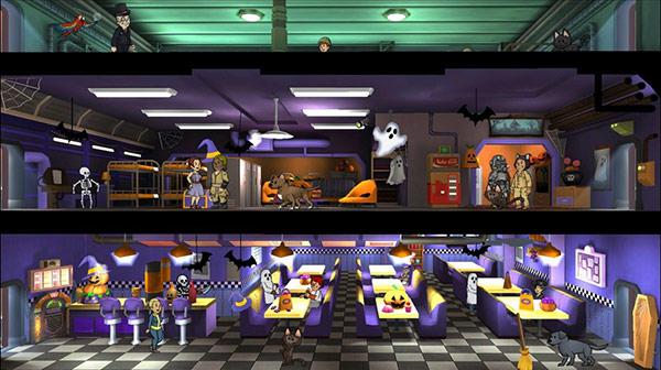 """《辐射:避难所》迎来更新 加入全新任务地点""""洞穴"""""""