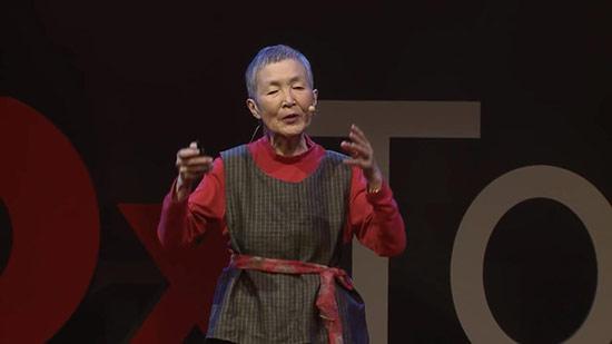 活到老学到老!日本81岁老奶奶制作了一款传统节日游戏