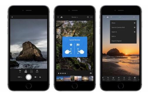 """iOS 版Lightroom升级:新增""""正宗HDR""""功能"""