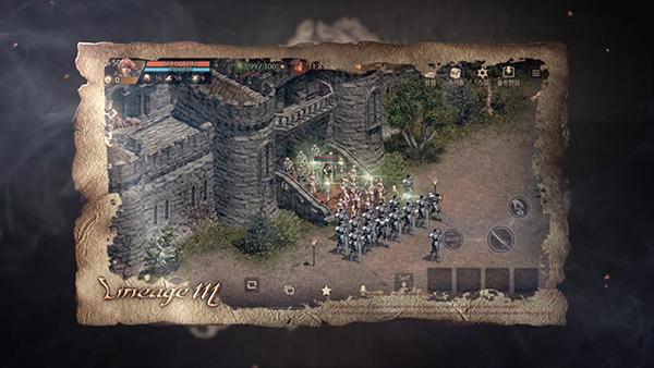 NCSOFT新作《天堂M》实机演示公布 游戏画面好似上世纪质感