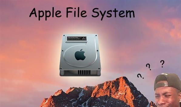 看不见的革命:苹果黑科技 APFS 文件系统