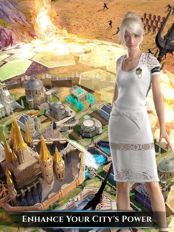 《最终幻想15:新帝国》软登iOS 与王子一起征服世界