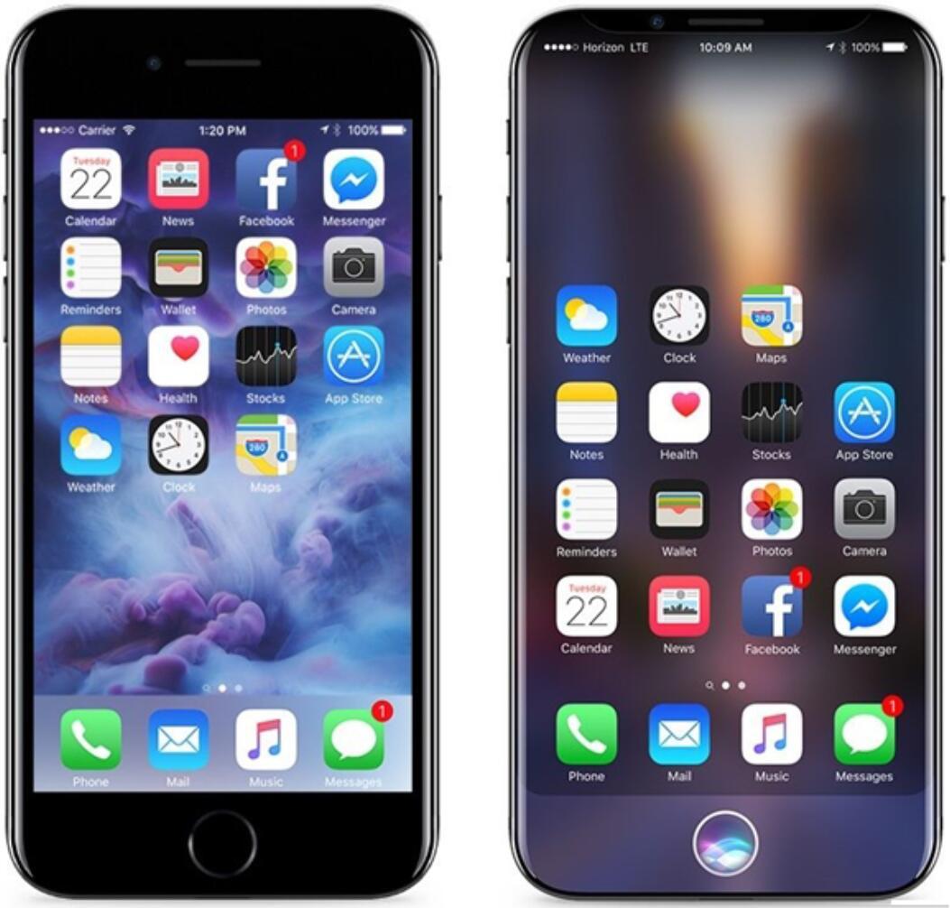 64GB起步!iPhone 8两版本售价曝光:太惊人