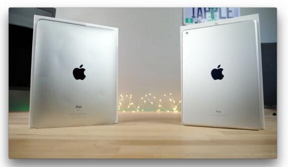 还记得初代 iPad 吗?初代iPad对比2017款iPad