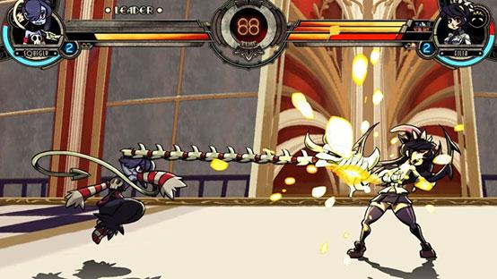 格斗游戏《骷髅女孩》加拿大测试上架 预计五月全球上架