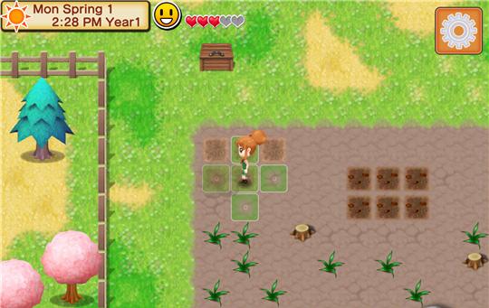经营自己的小小农场 模拟经营《牧场物语》系列新作公布