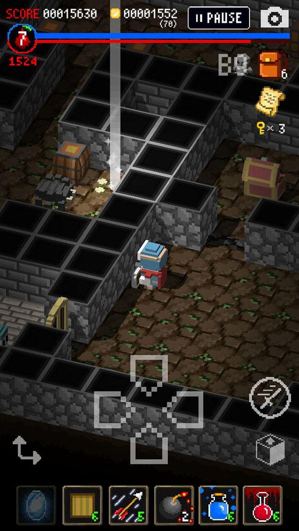 《立在地下城的墓标》试玩:为了称霸地下迷宫,死上1000次又何妨