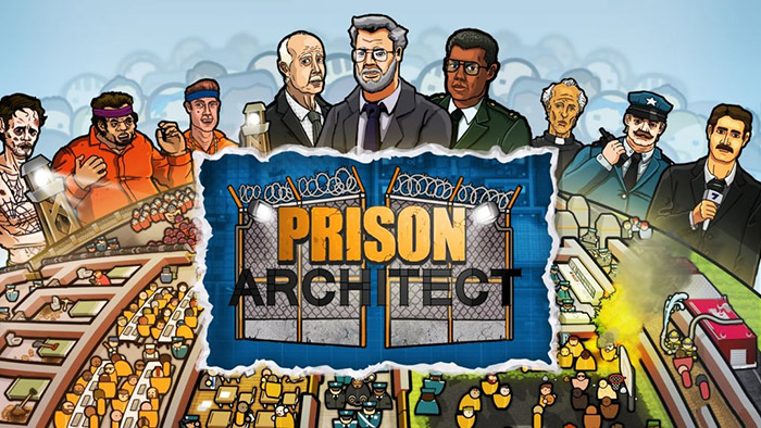 模拟新作《监狱建筑师》测试上架 管理一座充满血腥的监狱