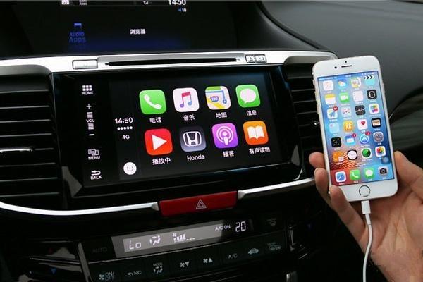 CarPlay在改善车载娱乐系统上的贡献真不少