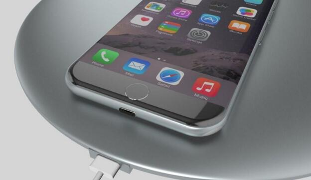 如果iPhone 8背后不是指纹识别 那会是无线充电吗