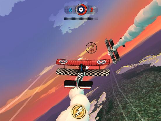 在空中寻梦 射击新作《天空之怒》上架