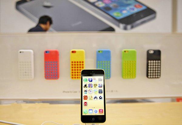 FBI破解苹果iPhone5c费用曝光:约620万元