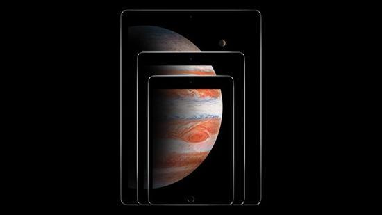苹果10.5寸新iPad Pro曝光 或将下月发售!
