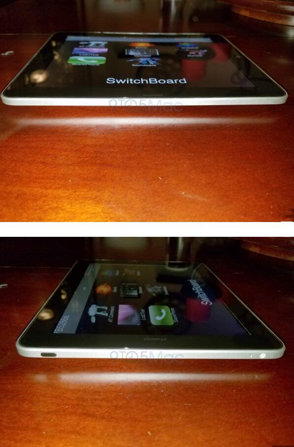 在等10.5吋新机?初代iPad原型机浮出水面