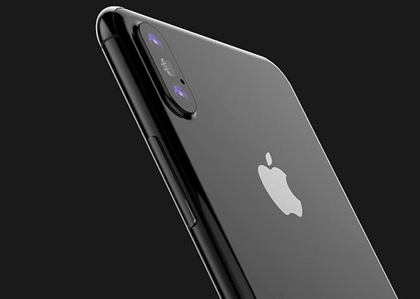 苹果iPhone8定型真机照曝光:全面屏+隐藏指纹