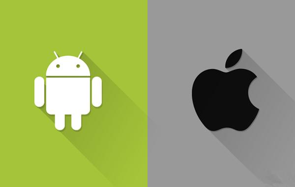iOS 与 Android 全球份额差距正越拉越大