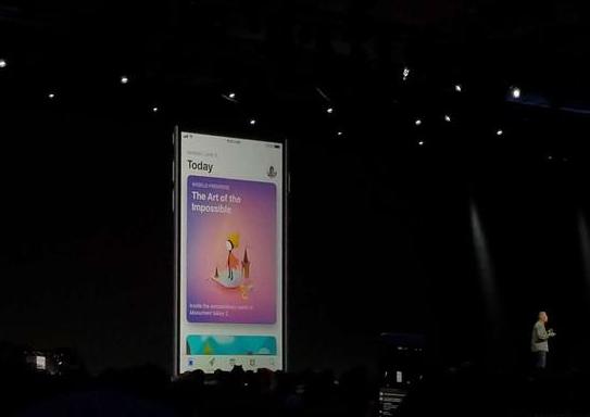 iOS11发布:全新设计的控制中心/新增AR套件