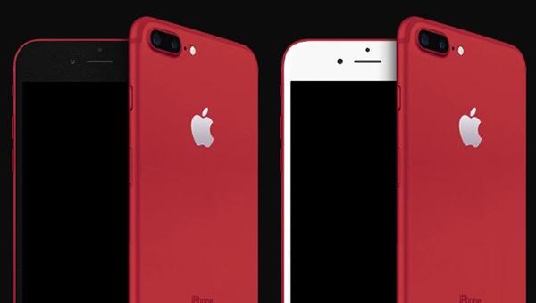 红色iPhone前面板色调查:红黑果然王道