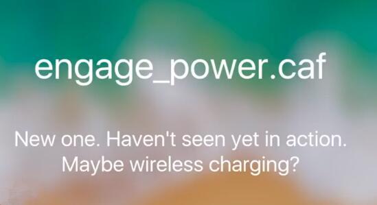 iOS 11 中发现全新充电音效 暗示iPhone 8将迎来无线充电