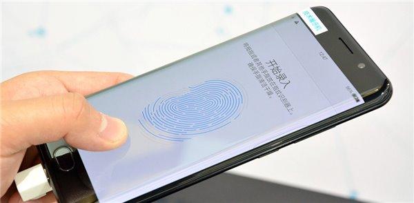 高通演示屏下指纹识别技术,iPhone 8可能是这样解锁的