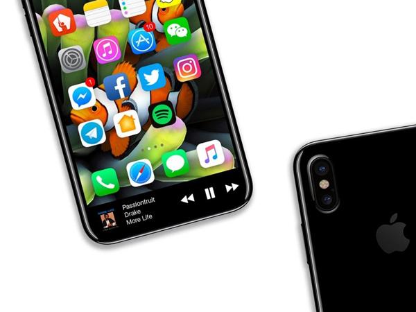 iPhone 8改用 3D 面部识别是苹果的退步