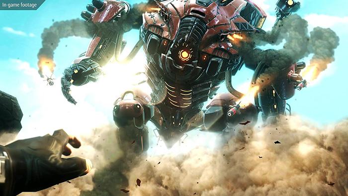 多人对战 FPS新作《暗影之枪:传奇》即将开启测试