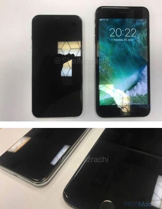 iPhone 8传闻汇总:这些设计乔布斯看到都要惊醒!
