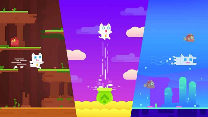 玩法更精彩 续作《超级幻影猫2》即将登陆iOS