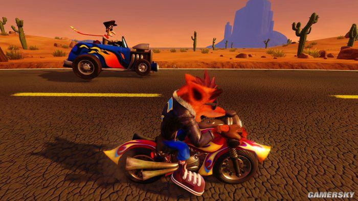 【游戏说】3D游戏的先行者 《古惑狼》是如何诞生的