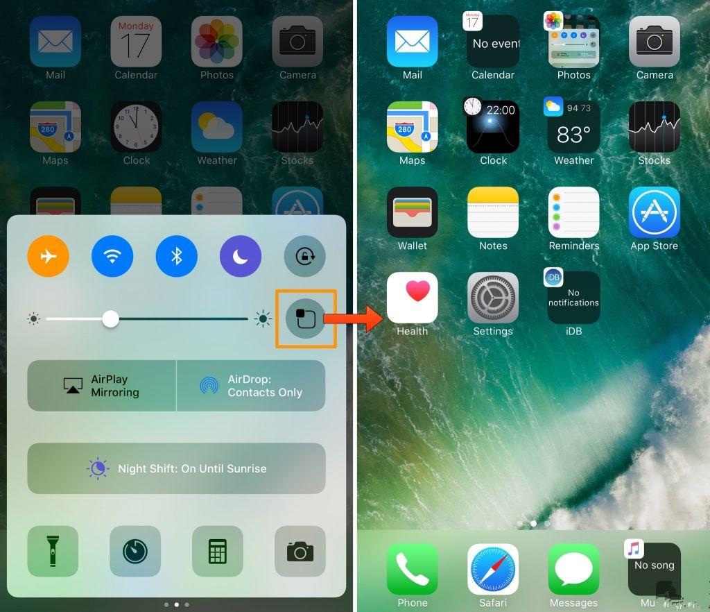 越狱插件Vigor:让 iOS 应用图标变得更有用